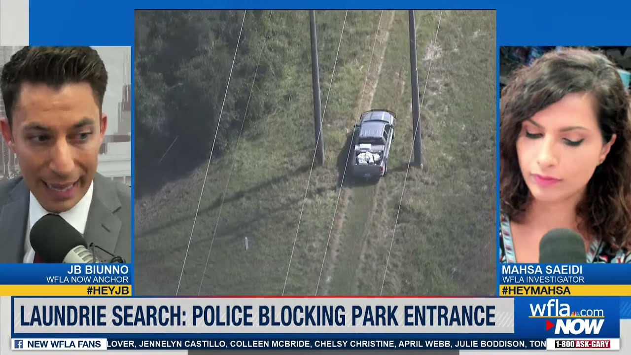 LIVE: Partial human remains found during search for Brian Laundrie ...