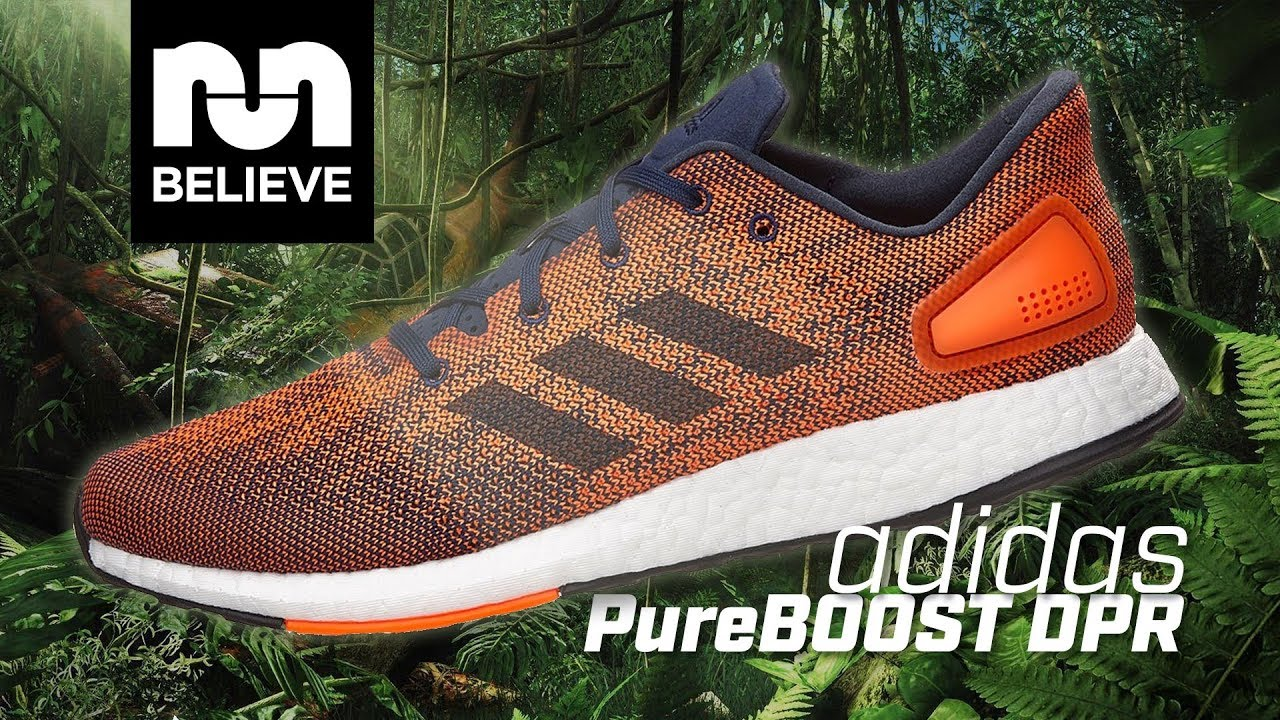 bc4741e387798 adidas PureBOOST DPR Performance Review - YouTube