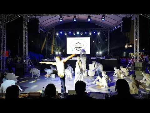 IDOLS - Agilakas Gumalaw Dance Competition 2nd Year @ Enchanted Kingdom. Sept 2 2018.