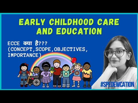 Download Early Childhood Education | ECCE | Pre School Education | Pre Primary Education #spedewcation #dsssb