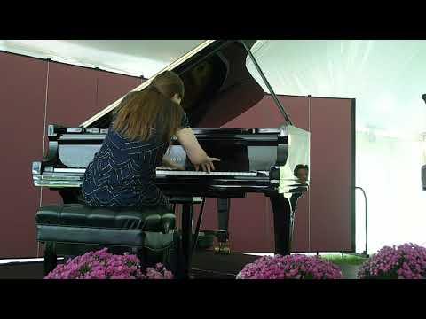 Katherine Benson- 1000 Island International Piano Competition 2019