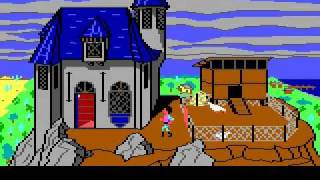 Shagi's Classic Game Intro : King's Quest III - To Heir is Human