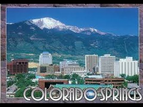 США. Поездка в Colorado Springs, Denver.