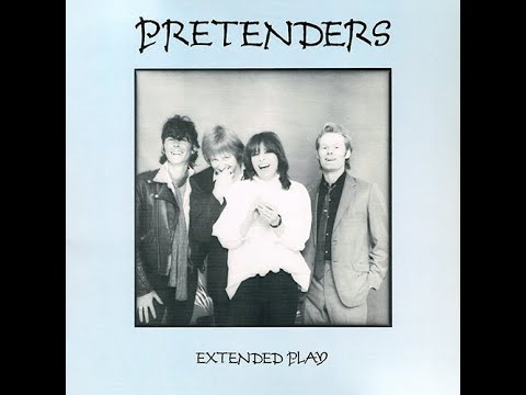 Talk Of The Town | Pretenders 1981 Extended Play | Sire LP