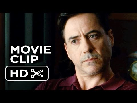 The Judge Movie CLIP - Did You Go To Law School? (2014) - Robert Downey Jr. Movie HD