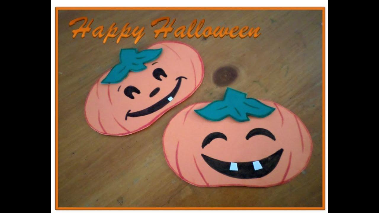 Diy calabazas de foamy decoracion youtube - Ideas para decorar calabazas halloween ...