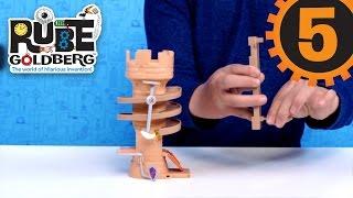 How To: The Castle Escape Challenge - Rube Goldberg