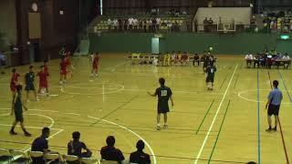 ハンドボール最高!国体北海道予選 決勝!札幌選抜vs函大有斗