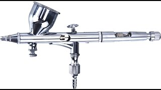 Airbrushing for beginners part 1 - The airbrush itself