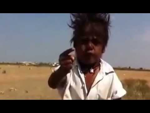 #social viral: Official video of magadheera dialog by a talented kid.