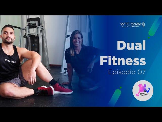 Dual Fitness | Sentadilla con Salto, Zancada Individual, Hiperextensión | Episodio 07