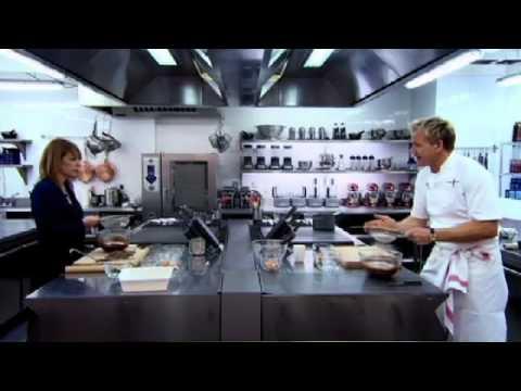 Fay Ripley Recipe Challenge  Gordon Ramsay