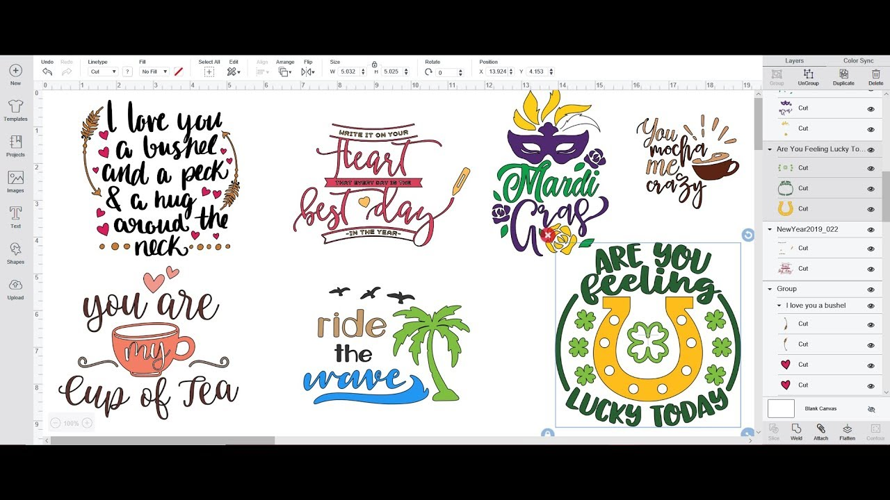 Download How to use FREE SVG files on iPhone for Cricut Design ...