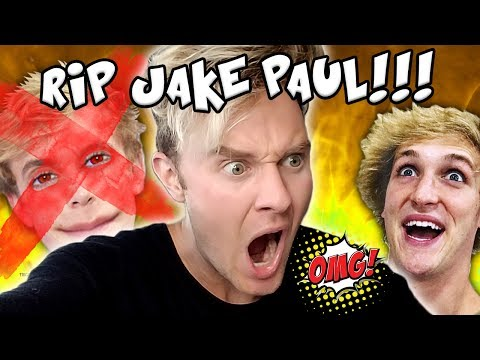 REACTING TO LOGAN PAUL -