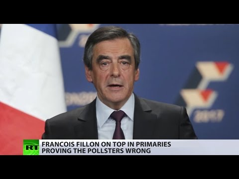 Brexit, Trump & now Fillon: Surprise result of French center-right primary
