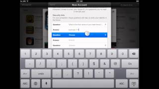Video How to create a free account on the App Store download MP3, 3GP, MP4, WEBM, AVI, FLV Juli 2018