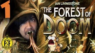 Fighting Fantasy: Forest of Doom - Episode 1 - (CHOICES)