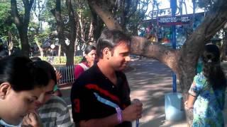 Nikhil on Karaoke - Yeh Dosti, Hum Nahin Chhodenge...