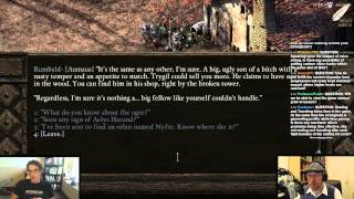 arv s interview with josh sawyer project director for obsidian s pillars of eternity
