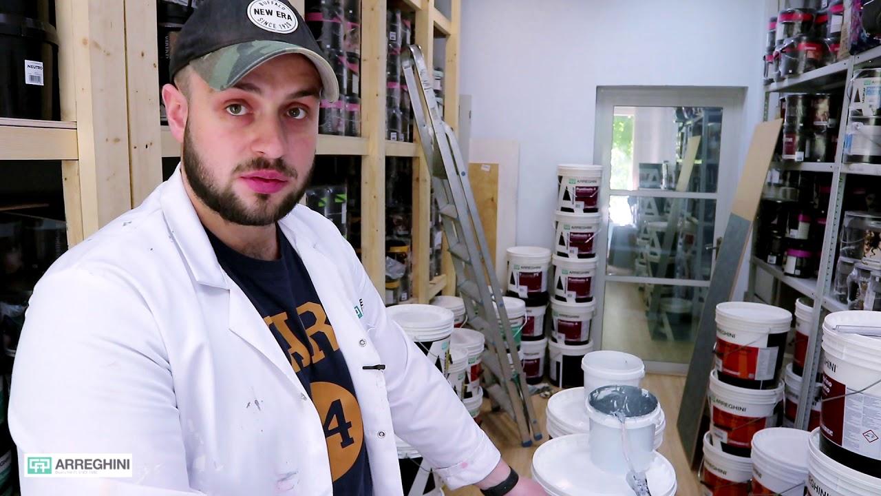 Видео - технология нанесения декоративной штукатурки мокрый шелк