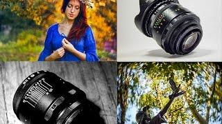 Видео тест Helios 44 -2 (Советский объектив Гелиос) Canon 650D(Композиция