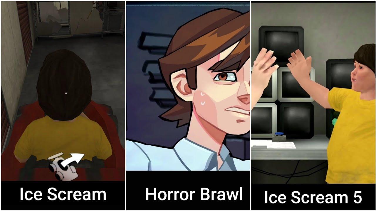 Evolution Of J From Ice Scream Series Part 4 #evolution #icescream
