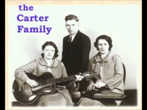 The Original Carter Family - Jimmie Brown,The Newsboy (1929).