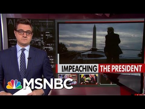 Chris Hayes On The 30 Frontline Democrats Supporting Impeachment | All In | MSNBC