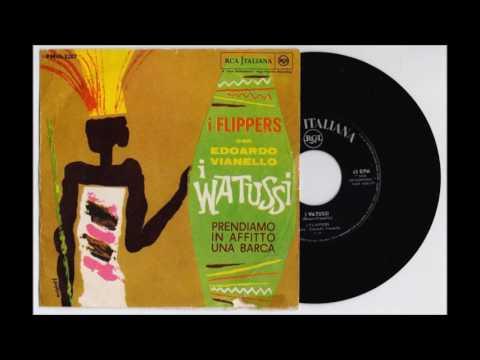 Edoardo Vianello - I Watussi (1963)