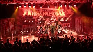 Dirkschneider - Princess Of The Dawn + Metal Heart (Part I.) 27-11-2017 Skraaen Denmark