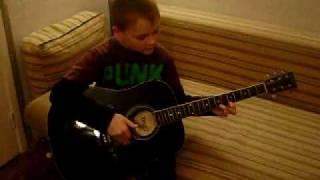 как играть на гитаре в траве сидел кузнечик