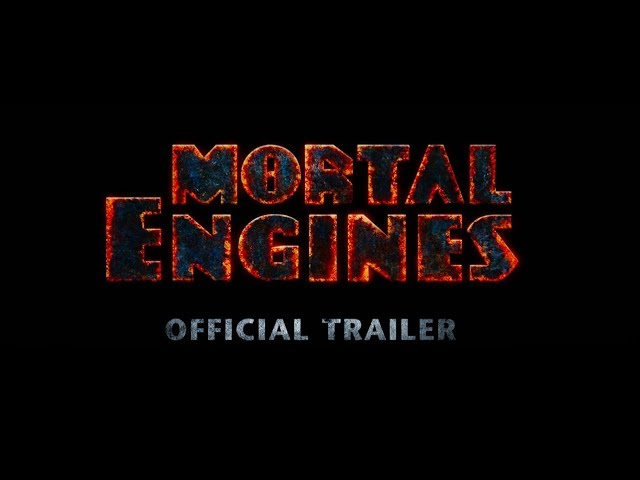 Mortal Engines Official Teaser Trailer