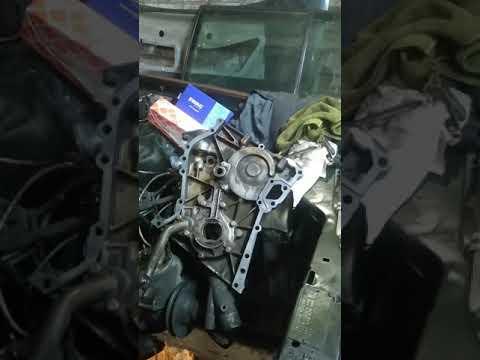 Капитальный ремонт двигателя Мерседес 123