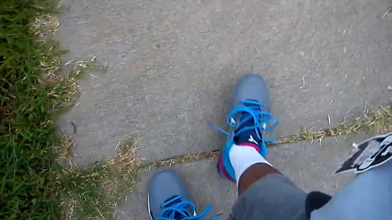 56a87c3369ce On foot review for fireberry kobe 7 - YouTube