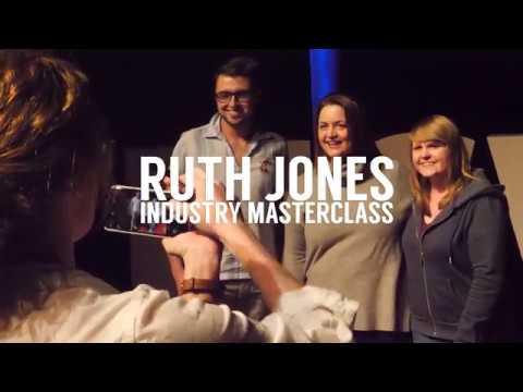 Ruth Jones - Industry Masterclass