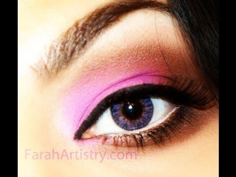 Valentines Day Romantic Eye Makeup Video