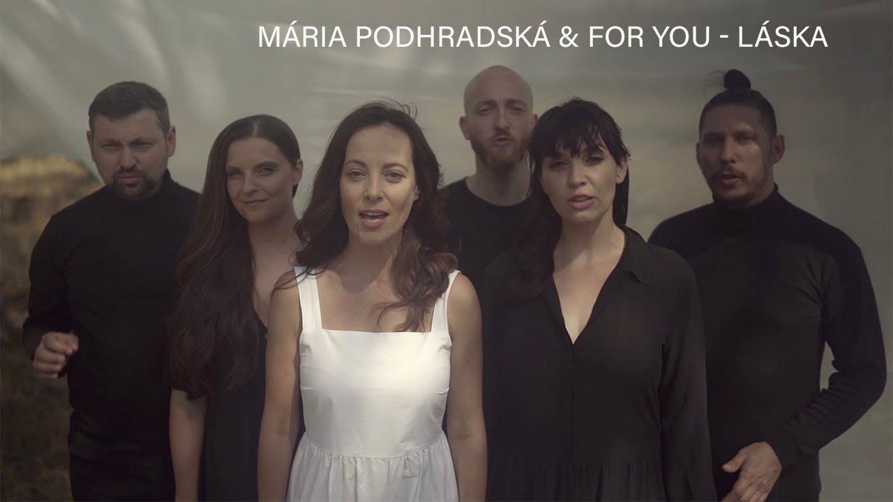 Download Mária Podhradská & For You - LÁSKA
