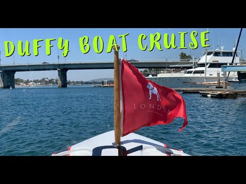 DUFFY BOATS I HUNTINGTON CALIFORNIA