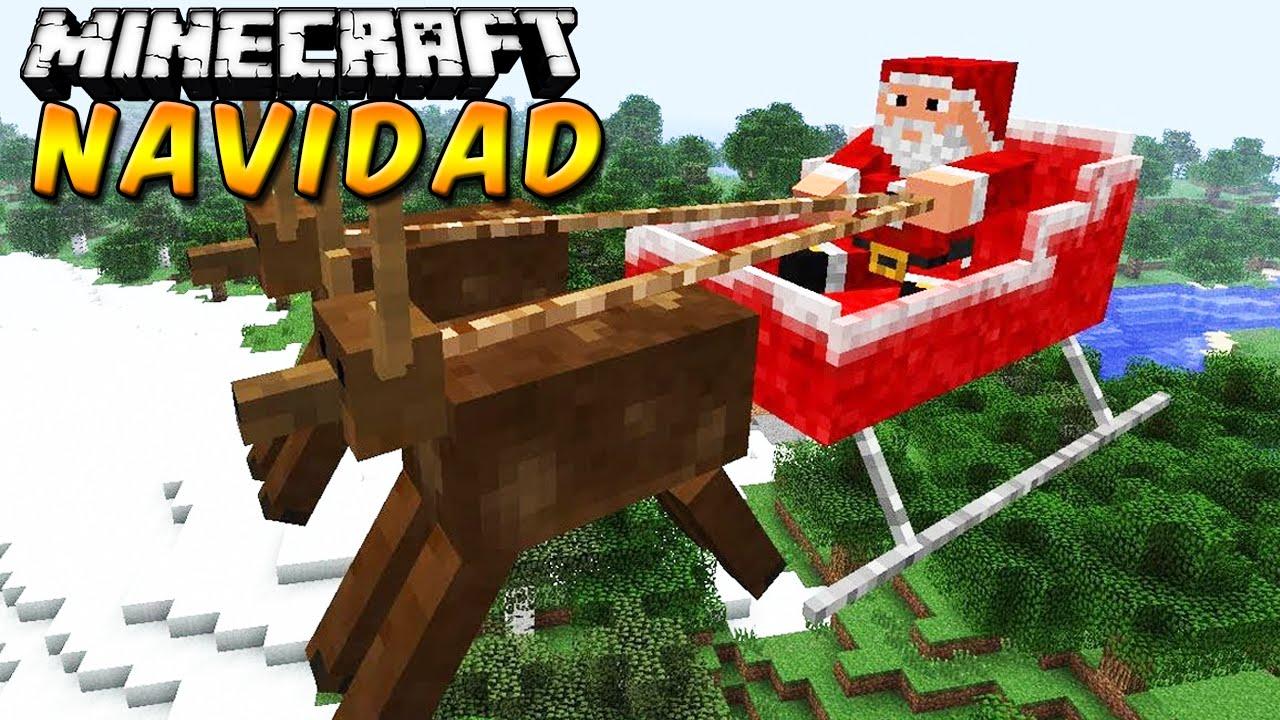Minecraft las mejores decoraciones navide as para tu casa for Las mejores decoraciones de casas