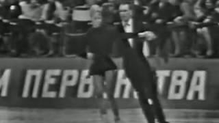Ludmilla Belousova & Oleg Protopopov   1965 Europeans LP