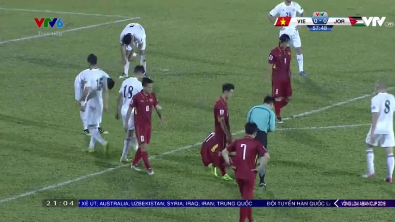 Việt Nam vs Jordan 0-0: Bình luận sau trận đấu | Asia Cup