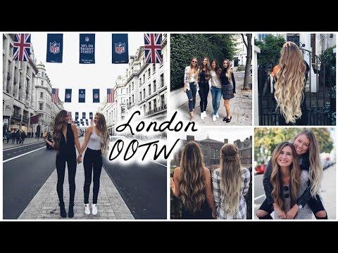 Fall OOTW // London Fashion