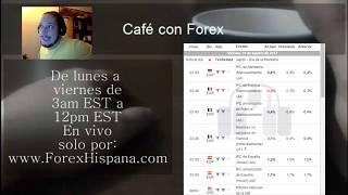 Forex con Café del 11 de Agosto del 2017