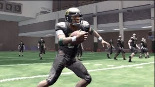NCAA Football 13 - Tips For Running the Ball and Using the Right Stick Effectively