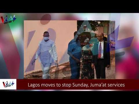 Lagos moves to stop Sunday, Juma'at services