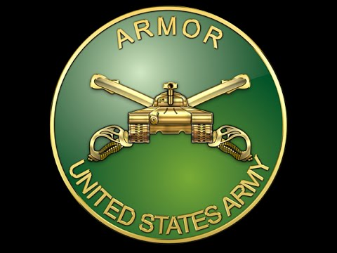 U.S. Army Armor Officer