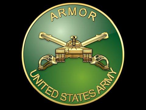 U.S. Army Armor Officer