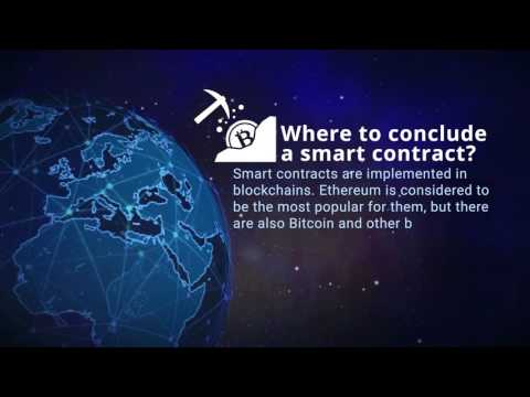 What do you know about blockchain-based smart contracts?
