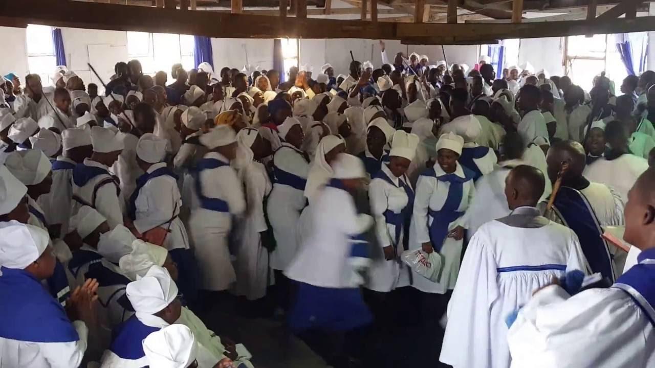 The Christian Catholic Apostolic Church in Zion (CCAC) - Yombel' uHosana