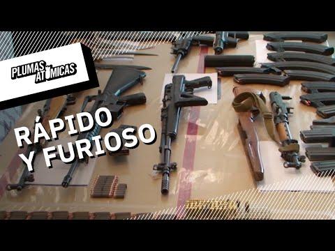 Rápido y Furioso: cómo EEUU dejó pasar miles de armas a los narcos mexicanos
